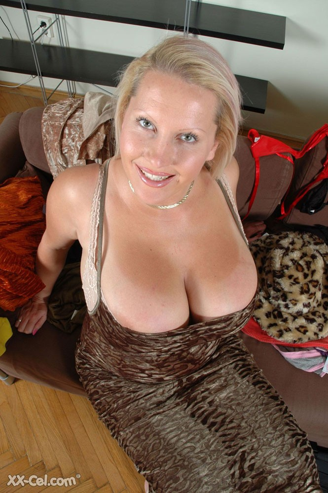 Can not Poland blond big busty nude think, that