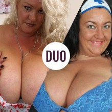 Mega Boob Duo